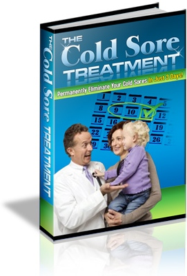 cold sore scab treatment restless leg syndrome